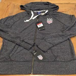 NEW Women's Nike USA Hoodie